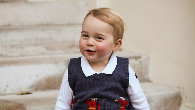 Prince George Makes British GQ's Best Dressed Men List