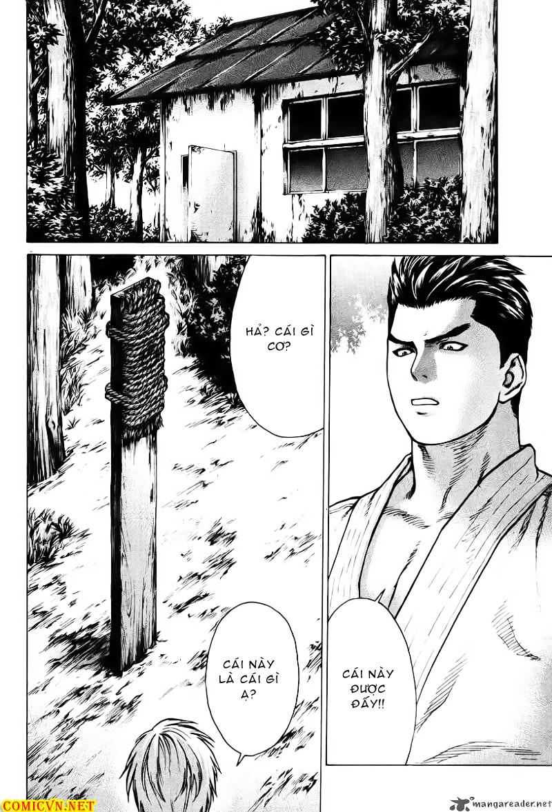 Karate Shoukoushi Kohinata Minoru chap 18 Trang 6