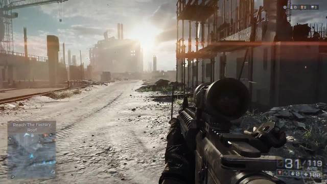 Battlefield 4 PC Games Gameplay