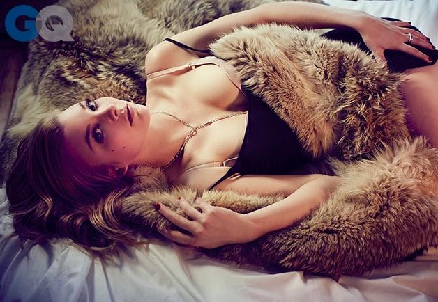 Natalie Dormer posa para GQ, Margaery Tyrell de Juego de Tronos