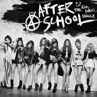After School (애프터스쿨) - 첫사랑 (First Love) [6th Maxi Single]