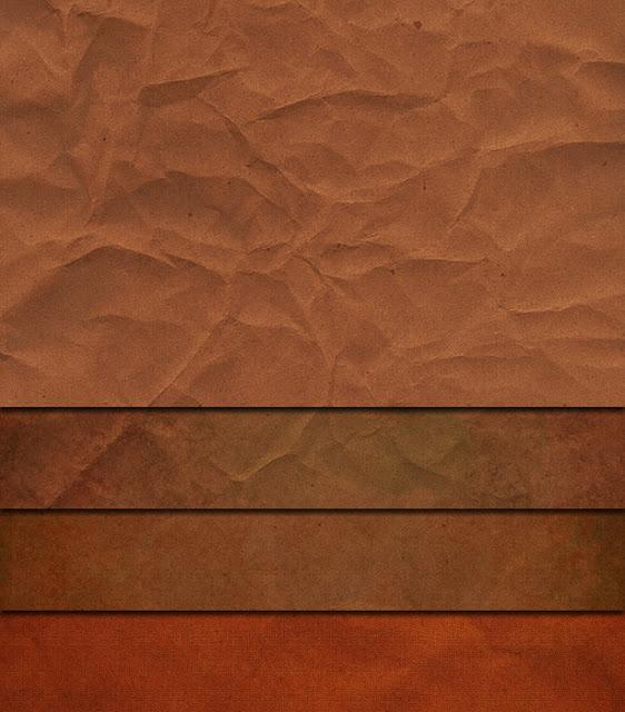 textura papel marron