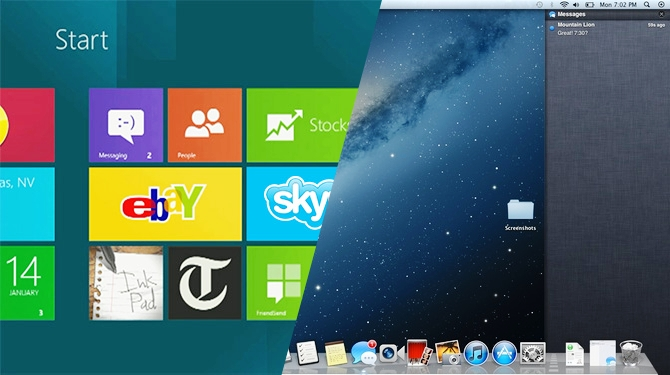 Mac os x lion vs windows 7: which os is best?