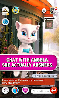 My Talking Angela v1.5.1 MOD APK+DATA