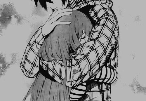 Ana Miladiyah Anime Couple Wallpaper