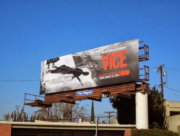 Vice series 2 billboard