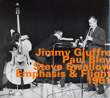 jimmy giuffre thesis Thesis est un album du trio de jimmy giuffre sorti en 1961 c'est un trio sans batterie, composé de paul bley au piano, et steve swallow à la contrebasse.
