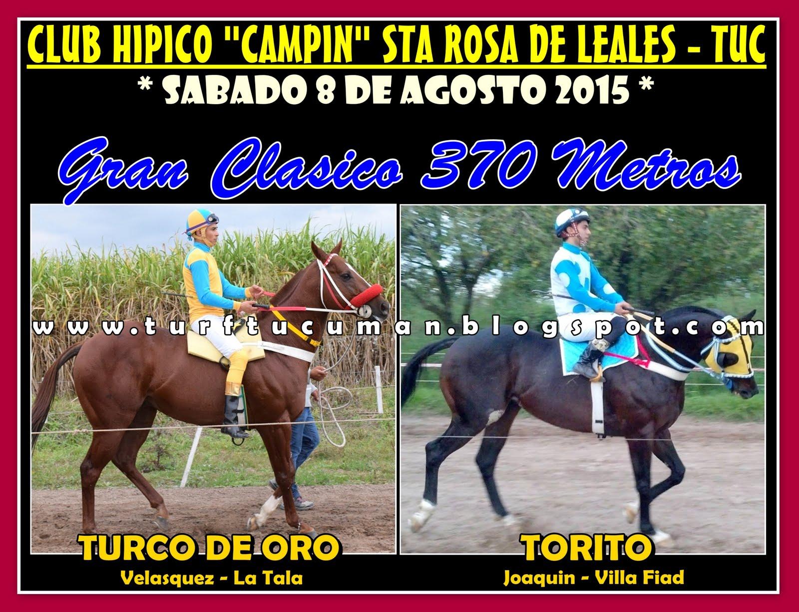 TURCO VS TORITO