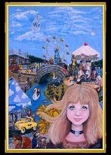 Lucy In The Sky With Diamonds - Poster