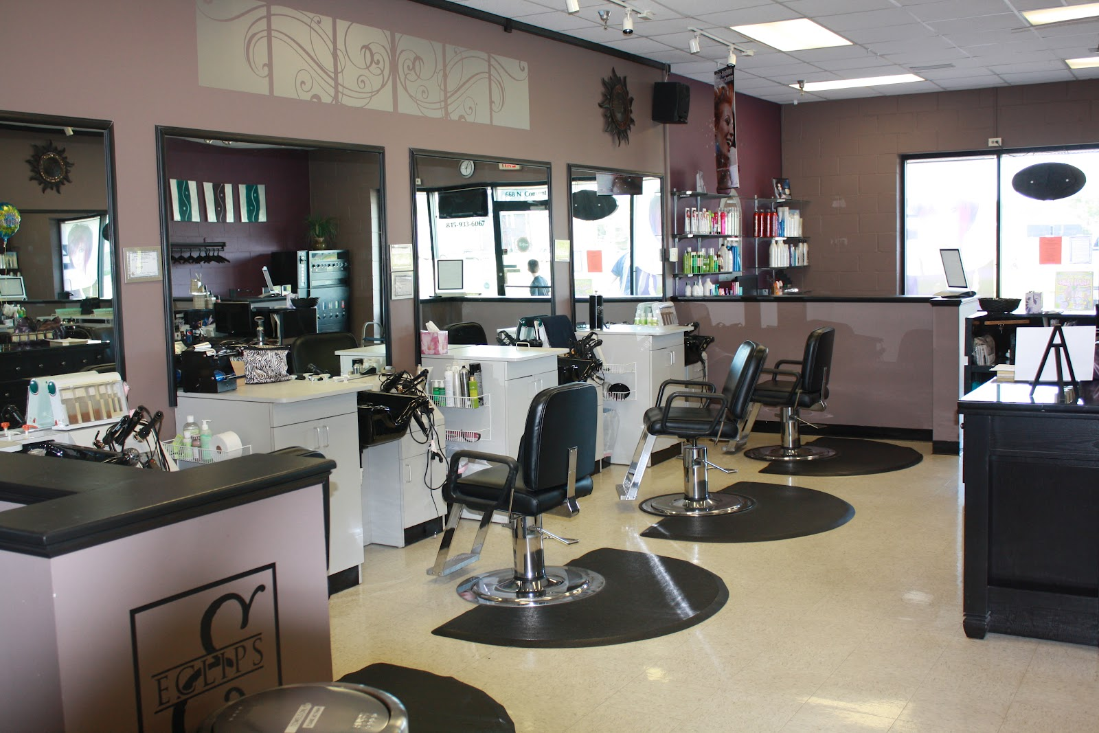 Tour salon