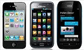 Los smartphones en 2012