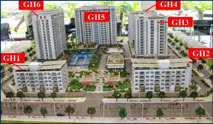 Tiện ích dự án Green House Việt Hưng