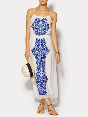 Piperlime Maxi Dress $119