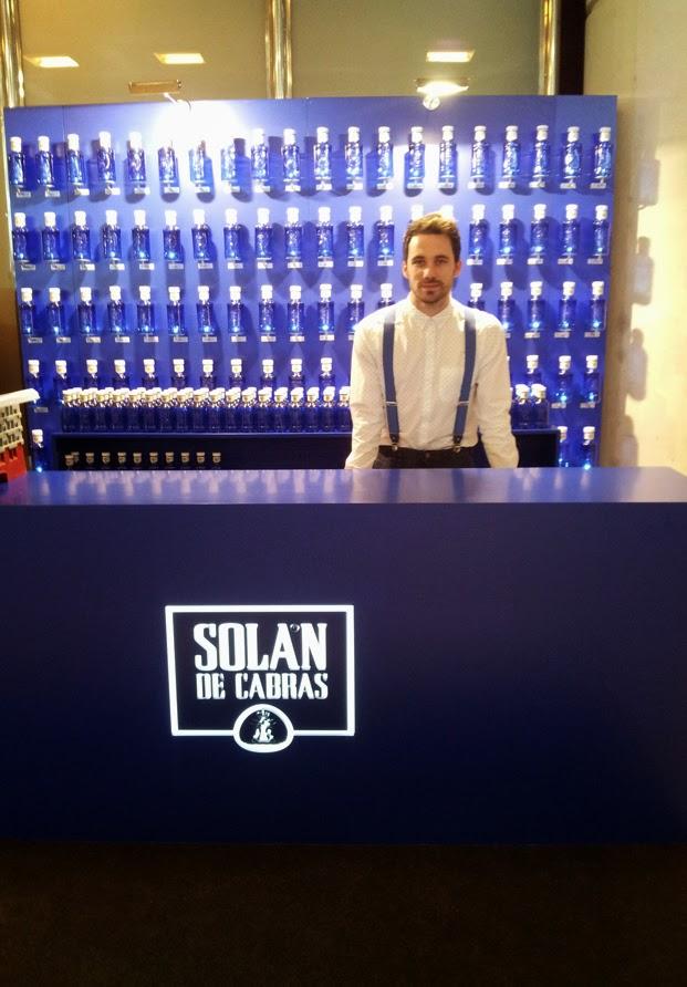Madrid Fusión 2015 Solán de Cabras