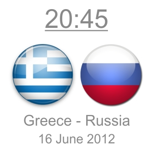 Watch Greece vs Russia Live Stream
