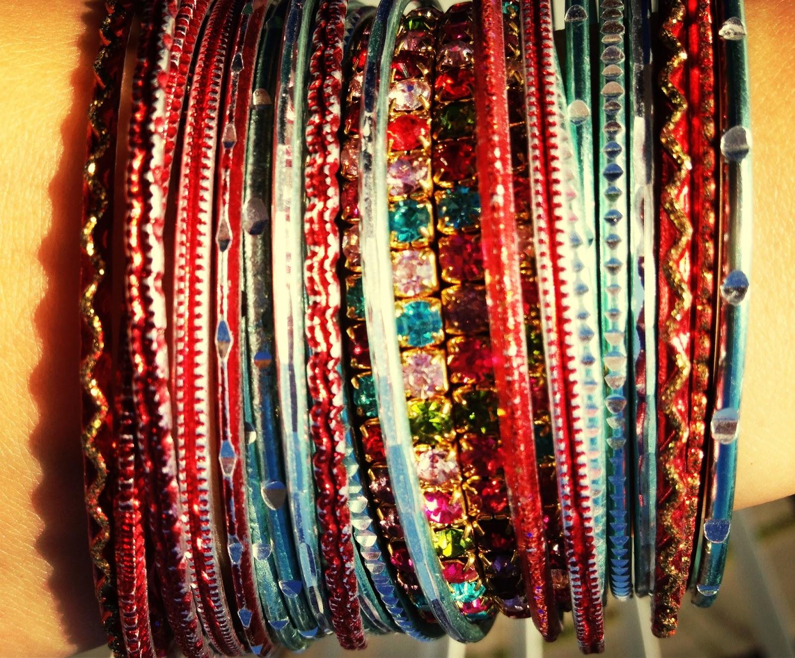 bangles bracelets arm candy