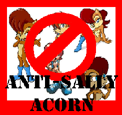 Este blog es Anti-Sally Acorn
