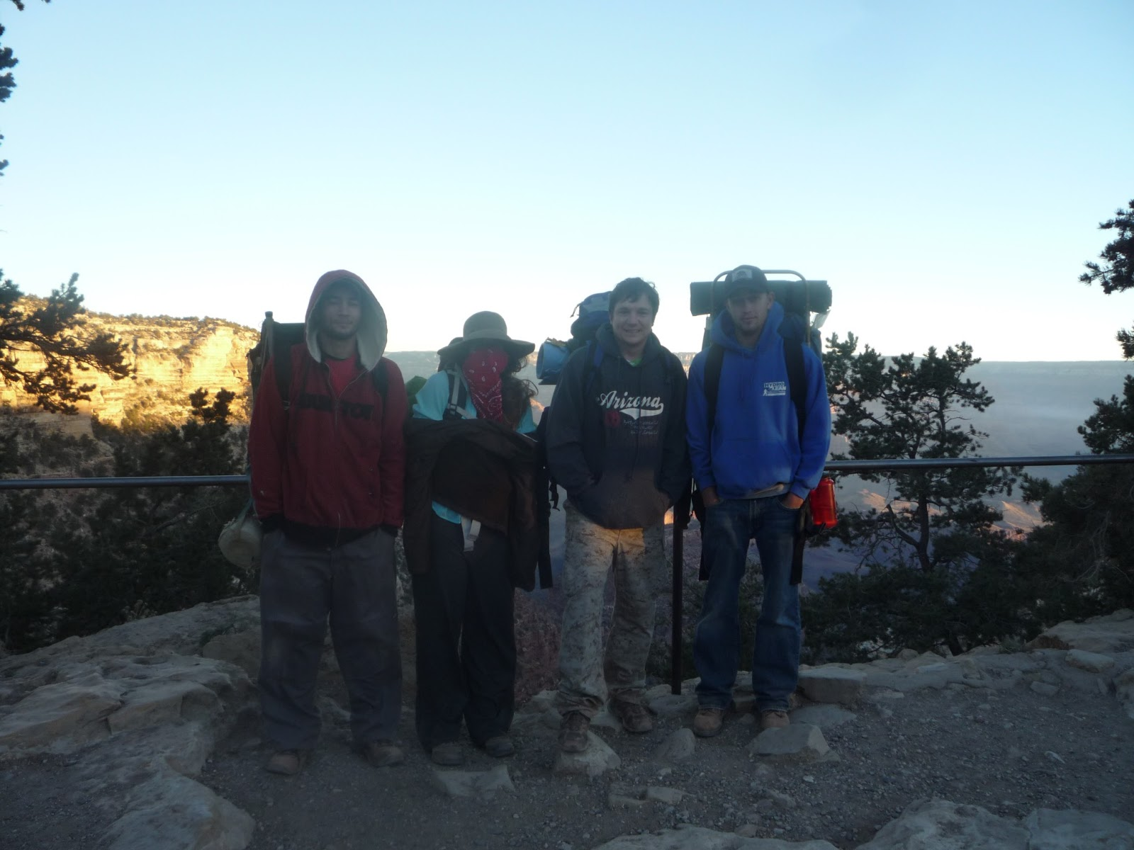 Review Hikes And Books Hike Review Bright Angel Trail