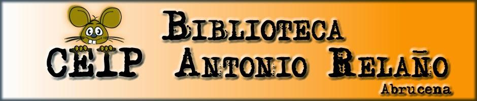 Biblioteca CEIP Antonio Relaño