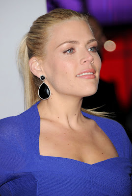 Busy Philipps Ponytail Hairstyle