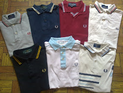Vtg Fred Perry  Collection