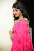 Sandeepthi Gorgeous in Designer Saree-thumbnail-18