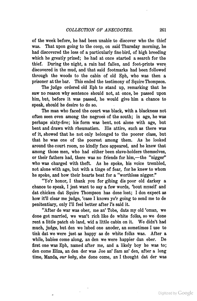https://books.google.com/books?id=stMRAAAAYAAJ&pg=PA261#v=onepage&q=nigger