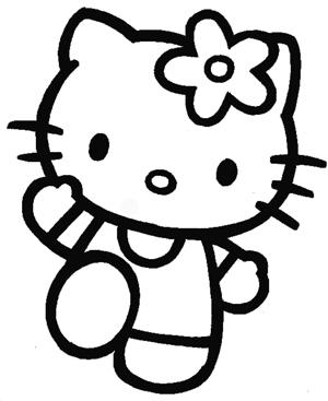 Hello Kitty Loft How To Draw Hello Kitty
