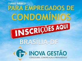 EMPREGADO DE CONDOMÍNIOS