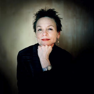 Happy birthday, Laurie Anderson!