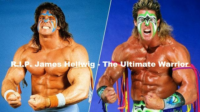 The Ultimate Warrior James Hellwig Dead at 54 According to WWE