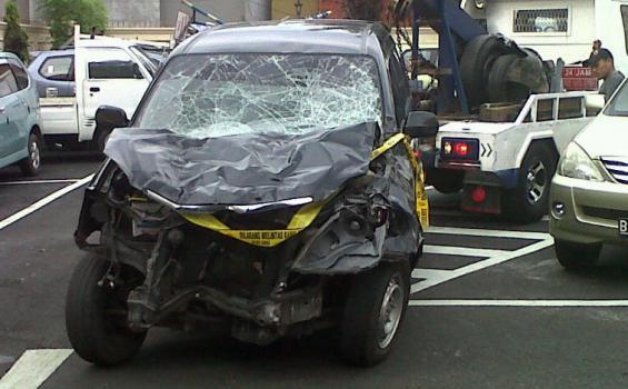 Video Kecelakaan Maut Mobil Xenia Yang Tewaskan 9 Orang