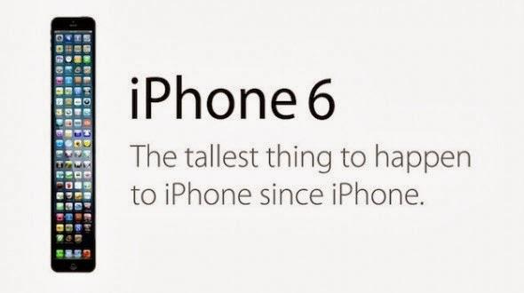 iPhone 6'da ekran dev gibi olacak!