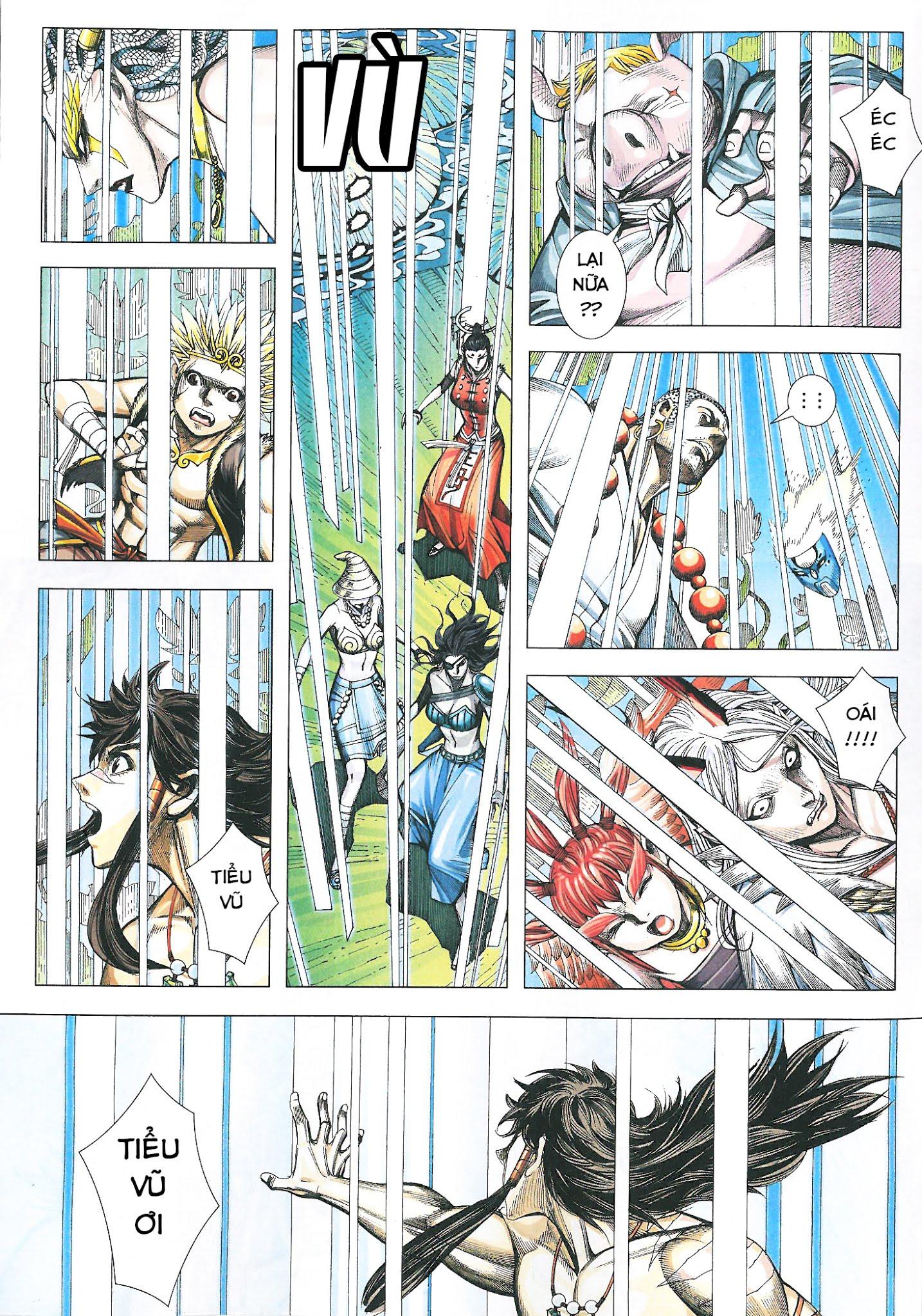 Tây Du chap 181 - Trang 27