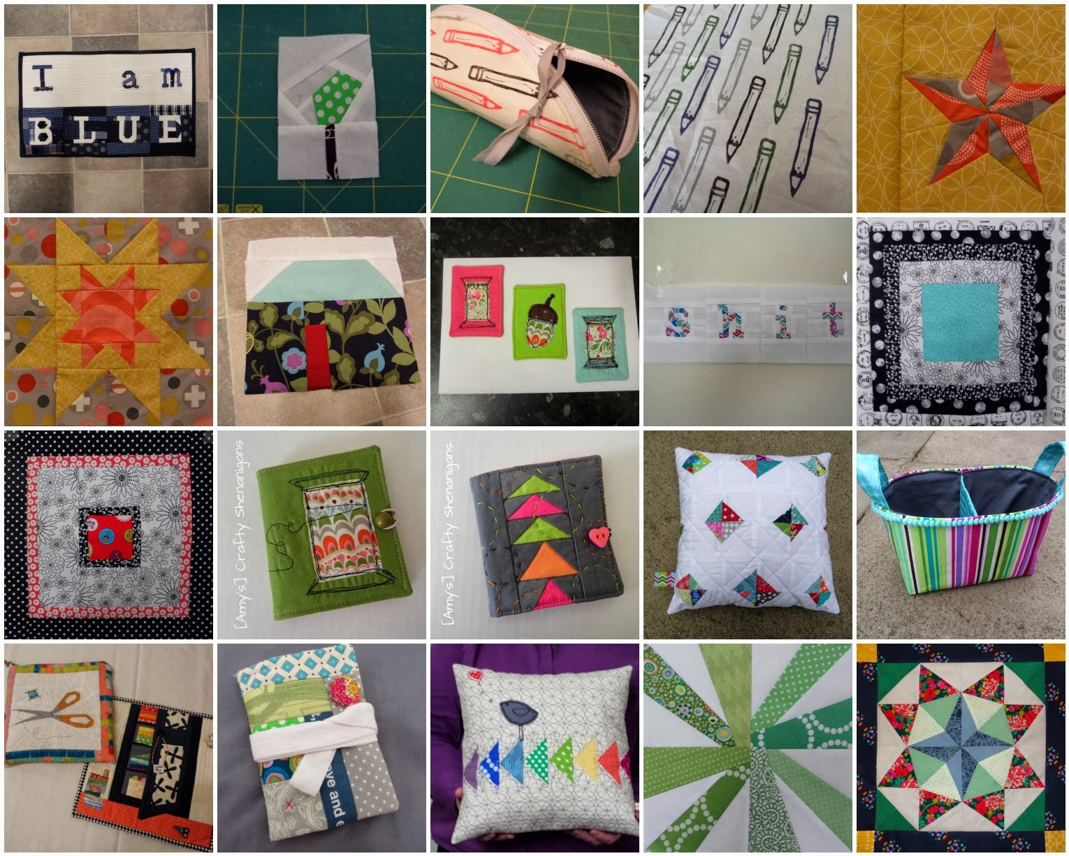 amys crafty shenanigans september month in review