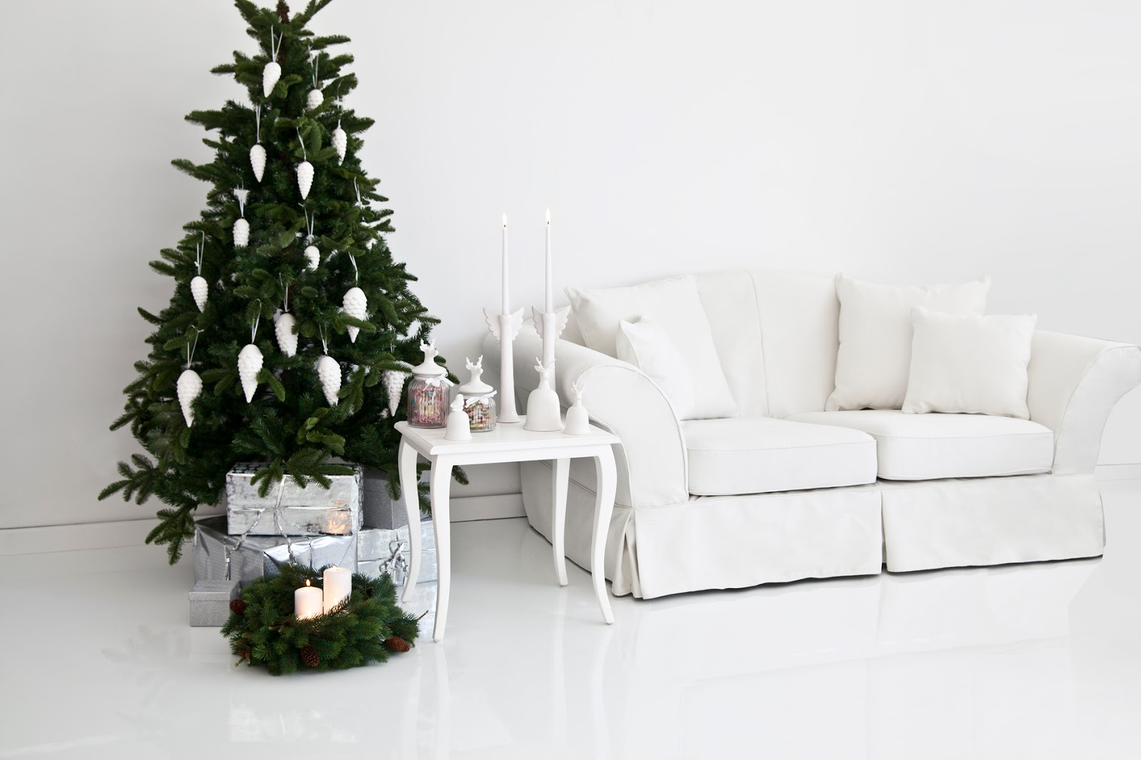 Decorar la casa en navidad, el árbol