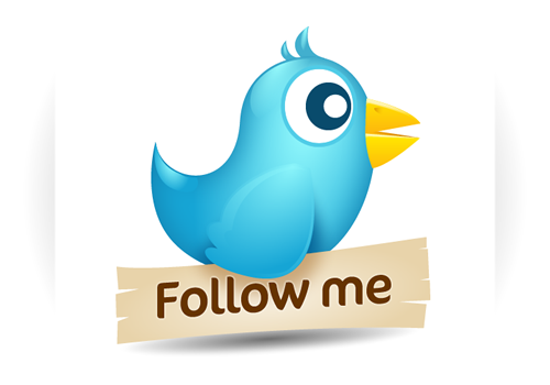 Seguite i nostri 'tweet tweet'...