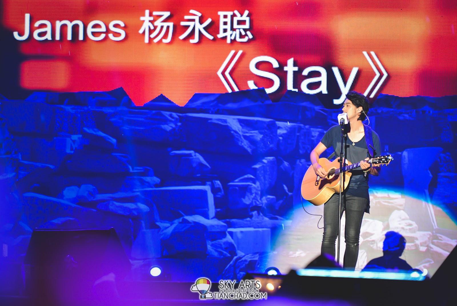 James杨永聪 - 好久不见,我愿意, Stay