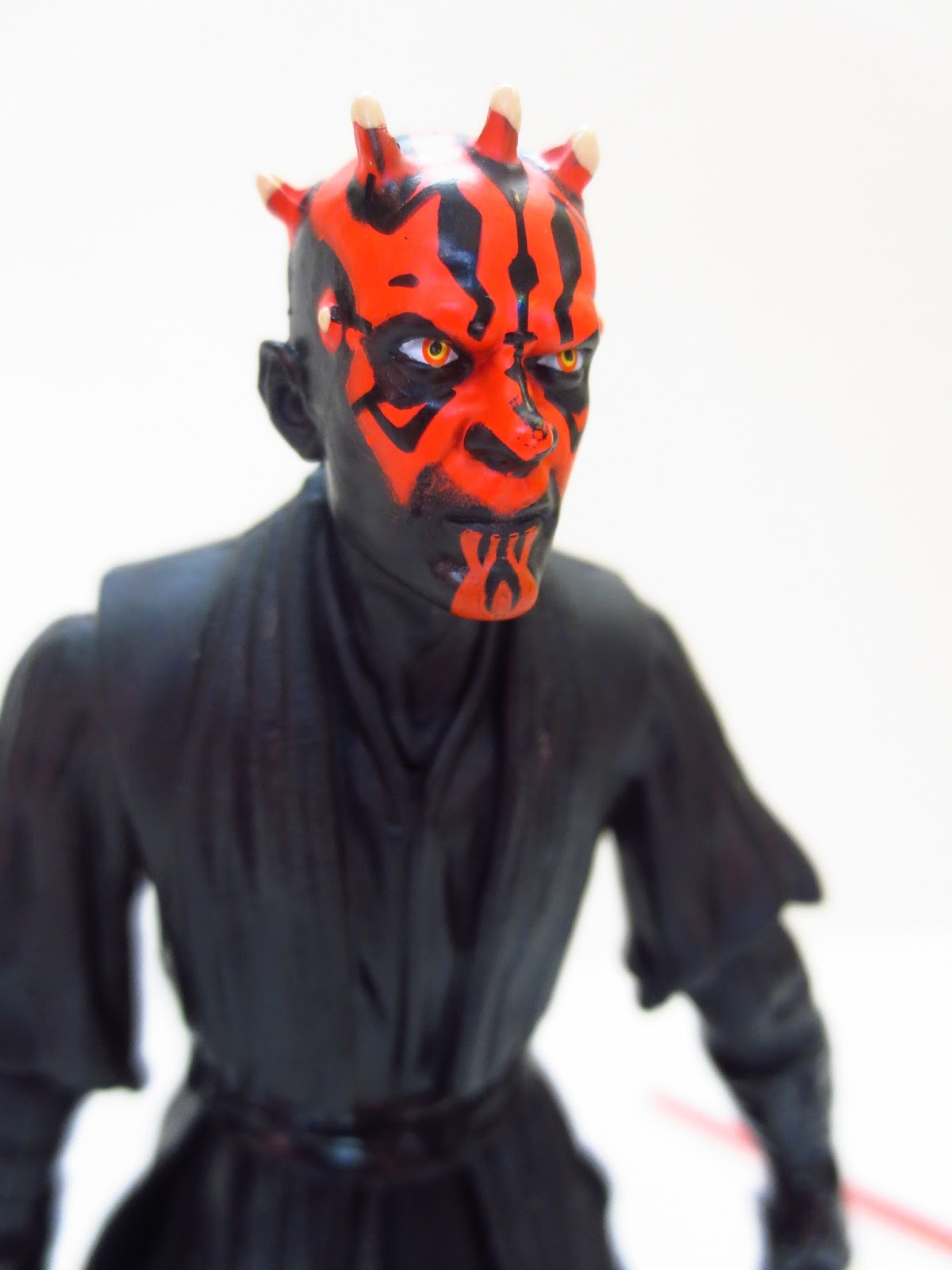 Action Figure Barbecue: Action Figure Review: Darth Maul ...