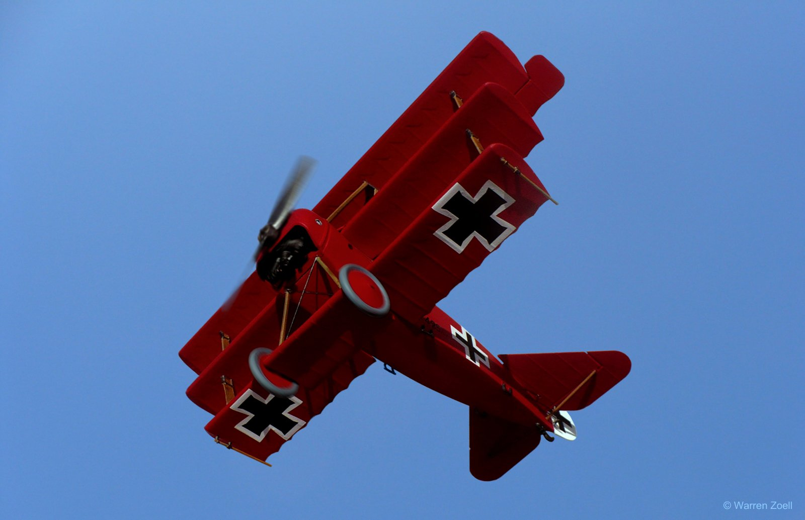the great canadian model builders web page red baron fokker dr 1 composite. Black Bedroom Furniture Sets. Home Design Ideas