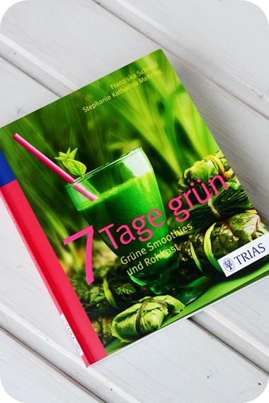 7 Tage grün - Das Buch