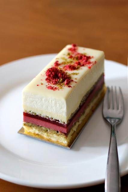 perfect little cakes fom Talita's Kitchen