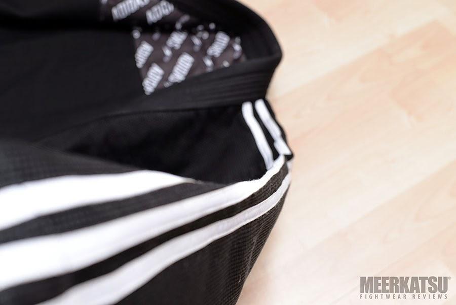 Review: Adidas 'Contest' Gi