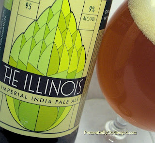 Goose Island Illinois close-up