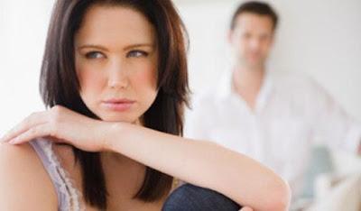أسباب فتور الرغبة الجنسية عند المرأة - couple-triste -زواج تعيس - bad sad marriage
