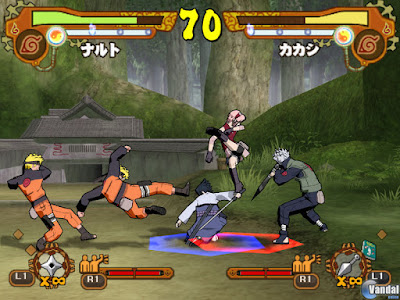 Download Game Naruto Shippuden - Ultimate Ninja 5 PS2 Full Version Iso For PC | Murnia Games