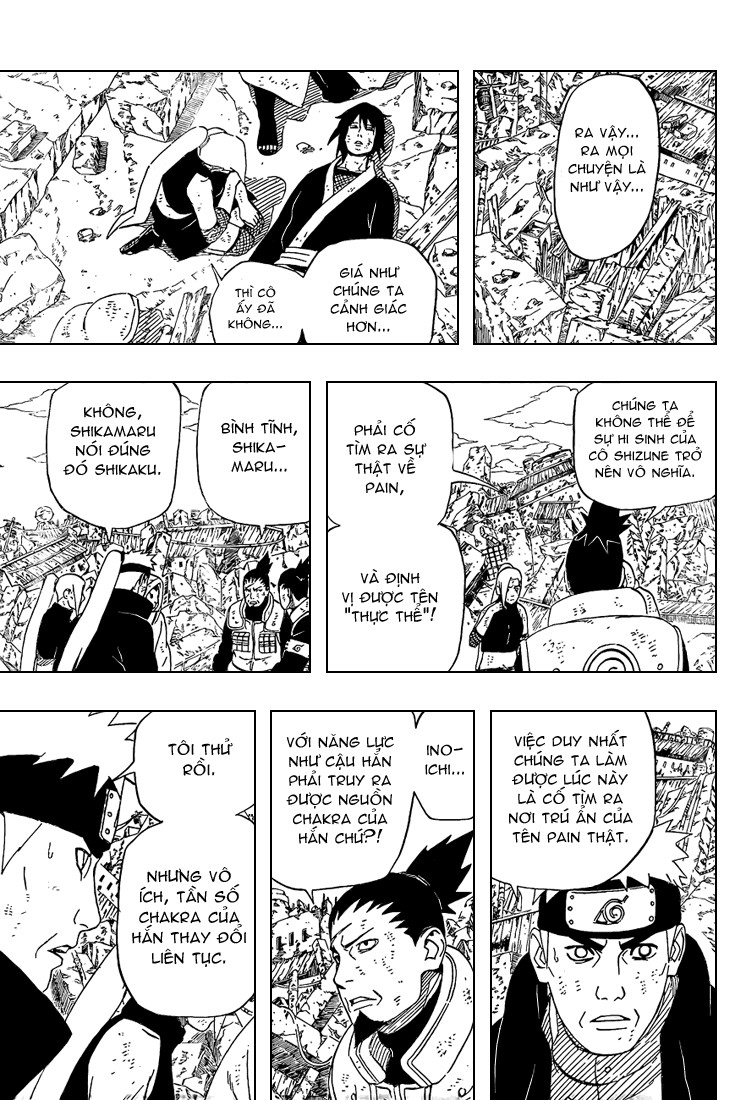 Naruto chap 435 Trang 12 - Mangak.info