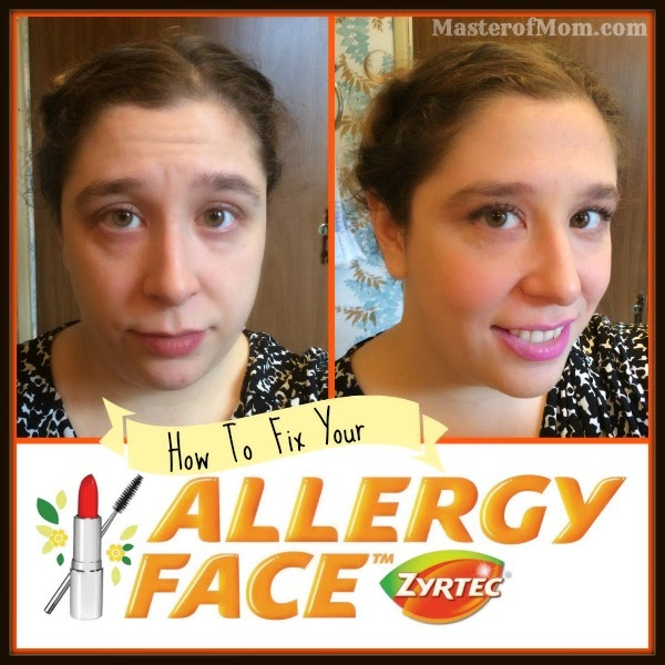 Makeup tips for allergies.