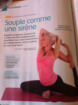 Esprit Yoga Magazine March 2013