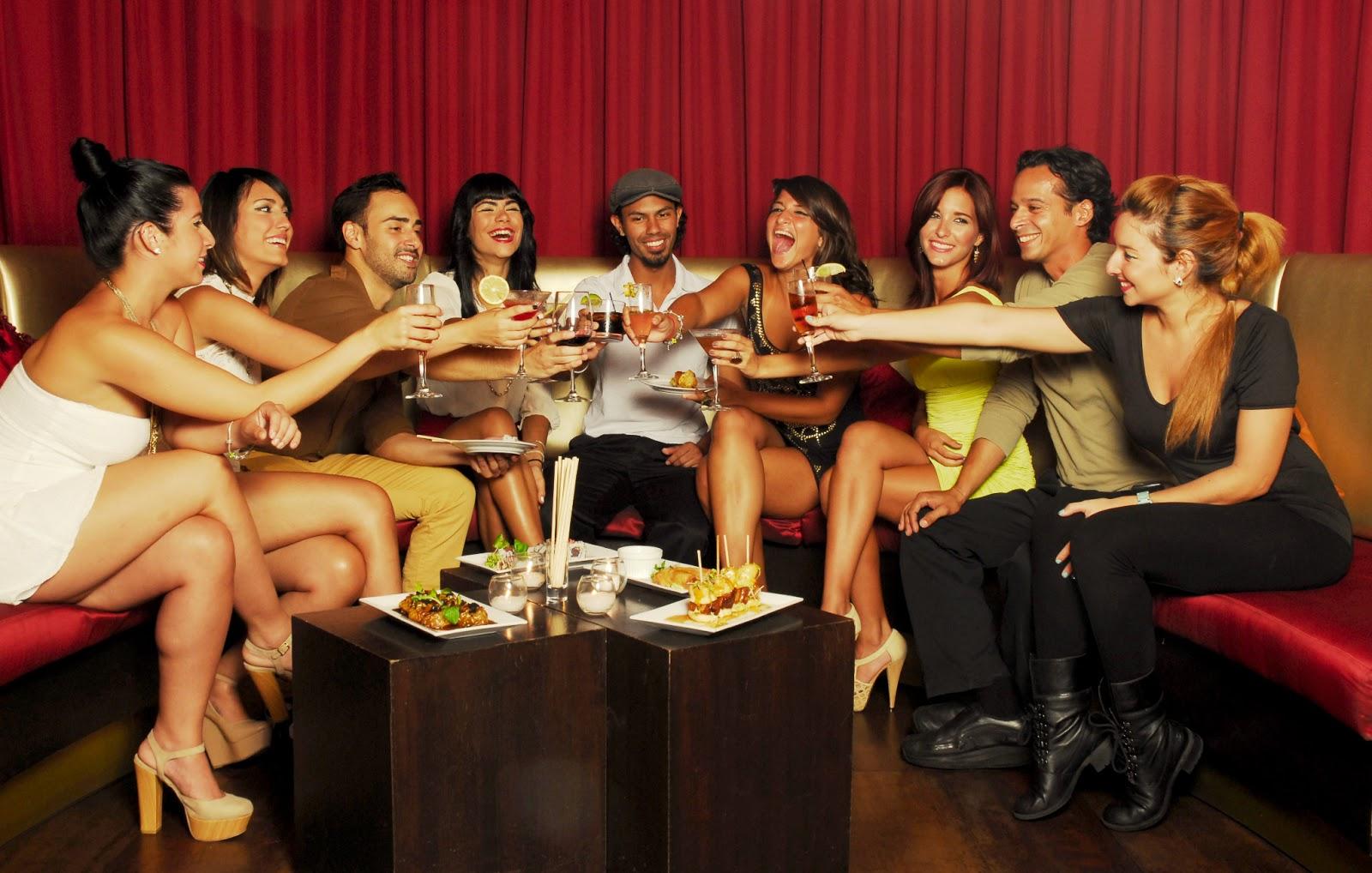 Qu pasa magazine san juan after dark dine and dance for Que cenar rico